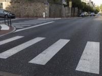 A Limoges, la porcelaine est partout, même... sur les routes !