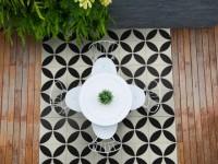 Tapis de terrasse : 10 modèles pour s'inspirer