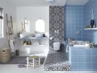 Salle de bains bleue : 10 inspirations