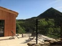 Une grange éco-responsable au coeur des montagnes
