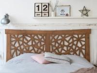 Tête de lit en bois : 10 modèles pour vous inspirer