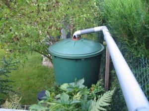 Utiliser l'eau de pluie pour laver son linge :