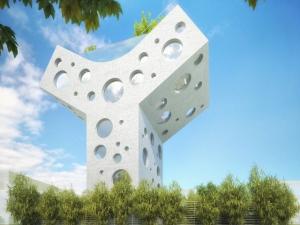 Y House : une villa pour voir et être vu