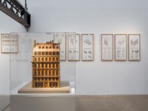 """""""Paris Haussmann, modèle de ville"""", zoom sur"""