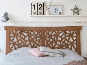 Tête de lit en bois: 10 modèles pour vous ...