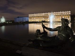 Les Grandes eaux nocturnes de Versailles éclairées avec maestria