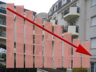 Les taux d'intérêt, moteur du marché immobilier français en 2017