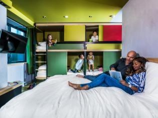 Yooma, un nouveau concept hôtelier innovant qui met à l'honneur la famille