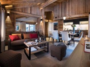 Au pied du Mont-Blanc, des chalets raffinés invitent au voyage