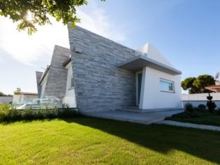 Une villa sicilienne s'habille de marbre