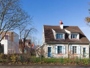 Nouvelle vie pour les maisons d'une ancienne cité ouvrière classée