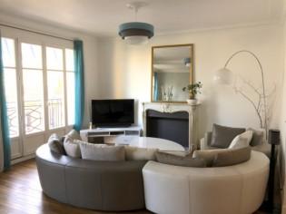Avant/Après : rénové, un appartement des années 1930 retrouve son authenticité