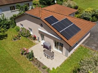 Photovoltaïque :