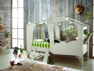 Lits cabanes : 10 modèles pour une chambre d'enfant cocon