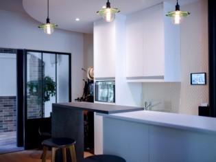 Delta Dore inaugure son appartement connecté à Paris