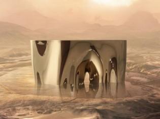 Des meubles créés... pour la planète Mars !