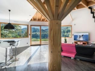 Une maison ronde en bois : visite en 12 photos