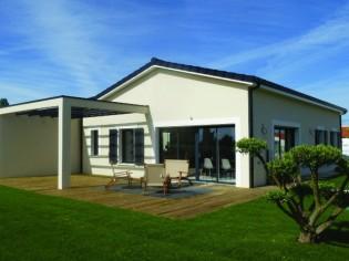 Maison pionnière : chauffage, eau chaude et électricité avec un seul appareil