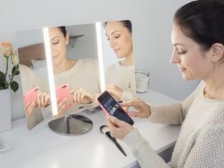 Miroir connecté, comment ça marche ?