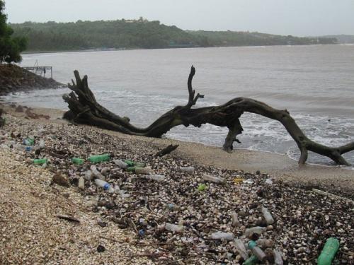 Des déchets plastiques pour faire des stores pour nos maisons