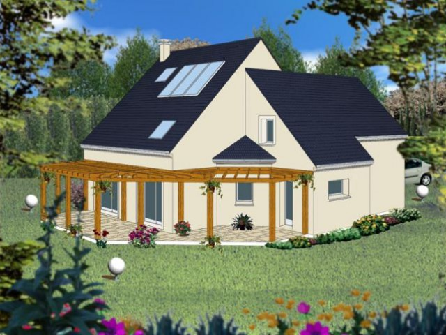 Domendi/Maisons d'en France