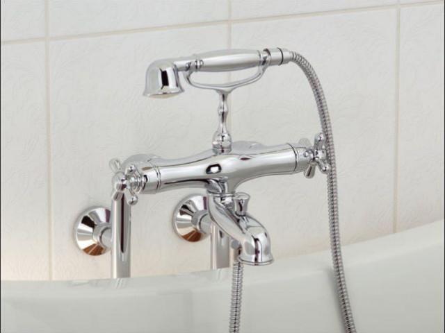 salle de bains anglaise