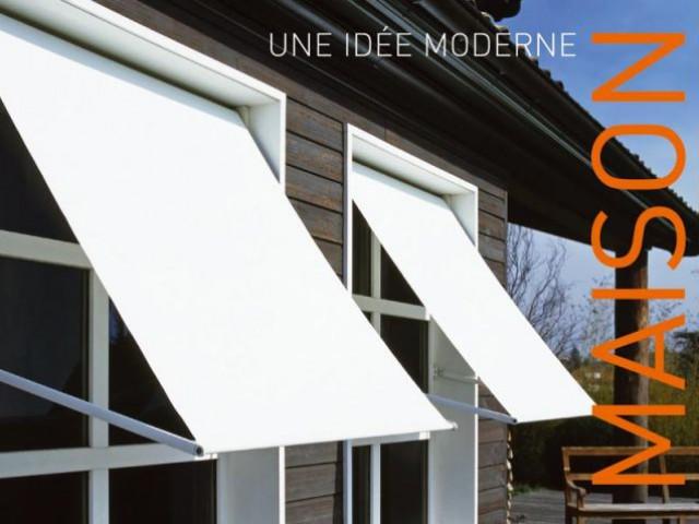 La maison, une idée moderne
