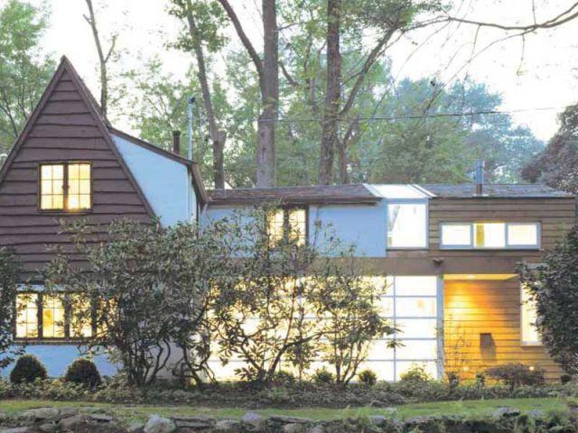 exemple d'extension de maison