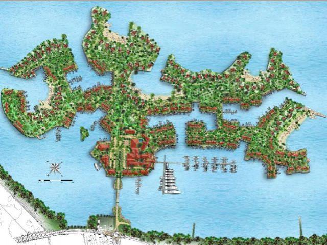 Eden Island archipel