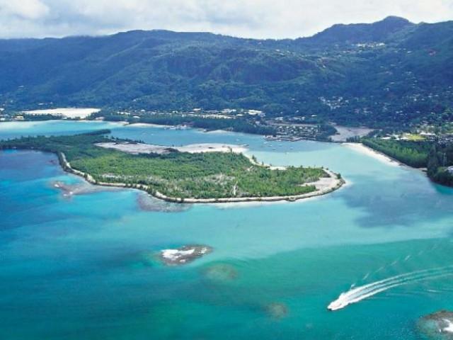 Une île paradisiaque