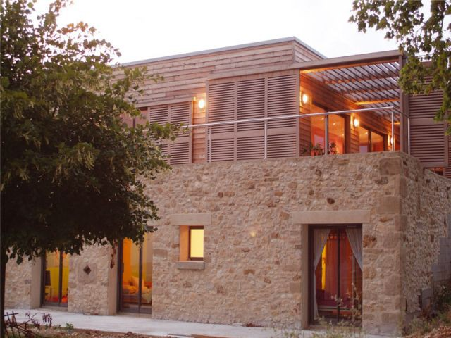 10 maisons bois d couvrir for Decouvrir maison