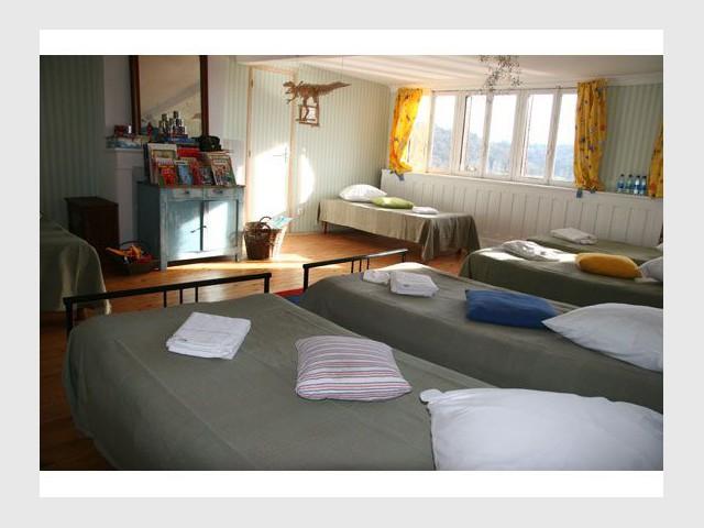 dortoir noyers chapelle