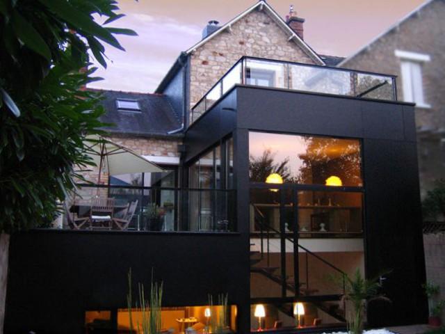 Maison Javaudin de David Juet