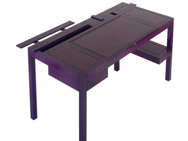bureau violet fauteuil de bureau violet darwin univers bureau tousmesmeubles bureaus and roses. Black Bedroom Furniture Sets. Home Design Ideas