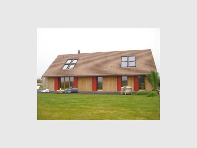 1 pavillon co vertueux pr s de paris - Geoxia maisons individuelles ...