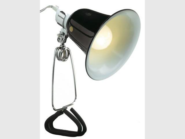 Eclairage industriel for Lampe exterieur castorama