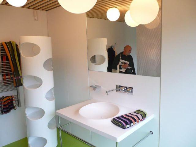 La maison du futur un bijou de technologie for Salle de bain du futur