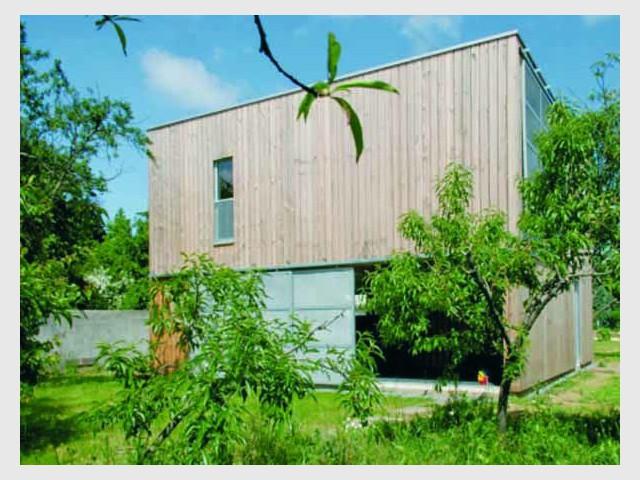 Votez pour votre maison bois favorite for Garage auto st cyr sur loire