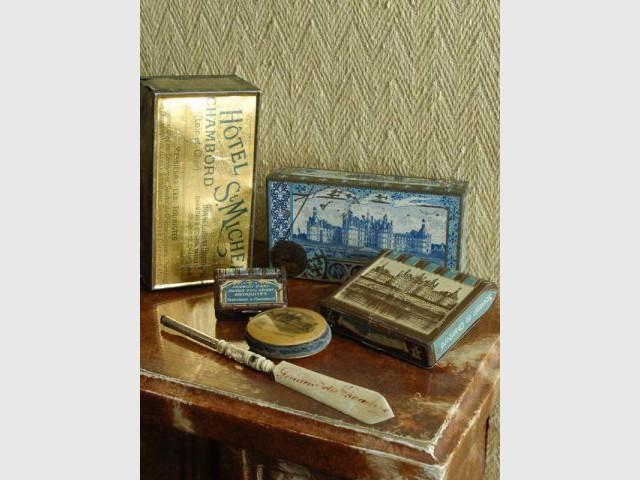 souvenirs 1900 chambord