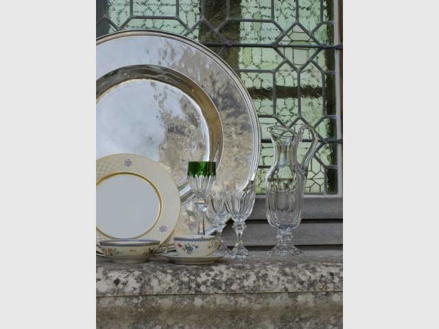 Vaisselle de luxe Chambord