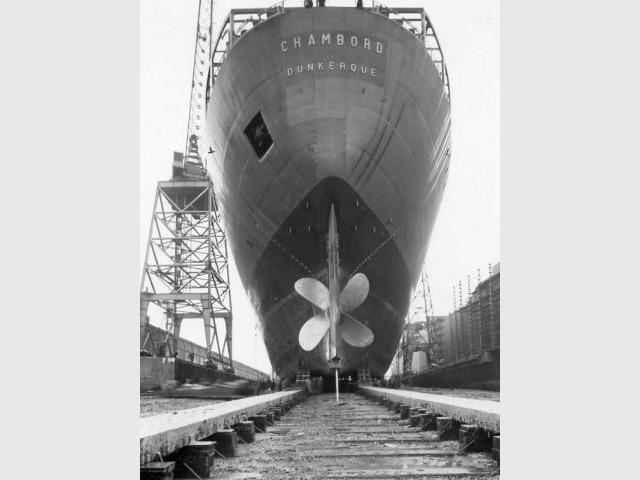 Tanker Chambord
