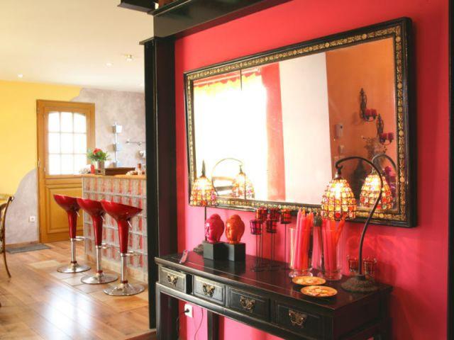 Vers la cuisine... - Reportage salon - Linda Flament - relooking d'intérieur