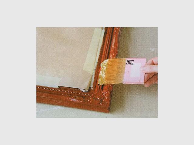 Redonnez vie un vieux miroir for Miroir a l ancienne
