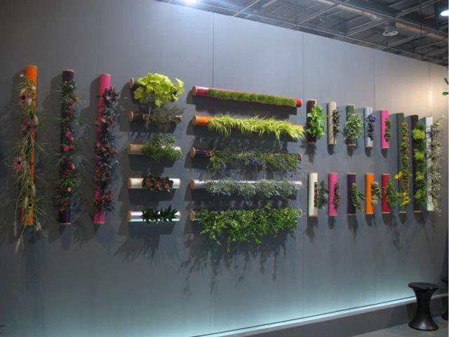 Flowerbox les plantes s 39 accrochent vos murs for Plantes decoration jardin