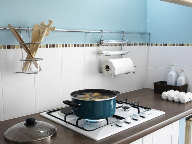 Cuisine 12 astuces pour gagner de la place - Credence cuisine lapeyre ...