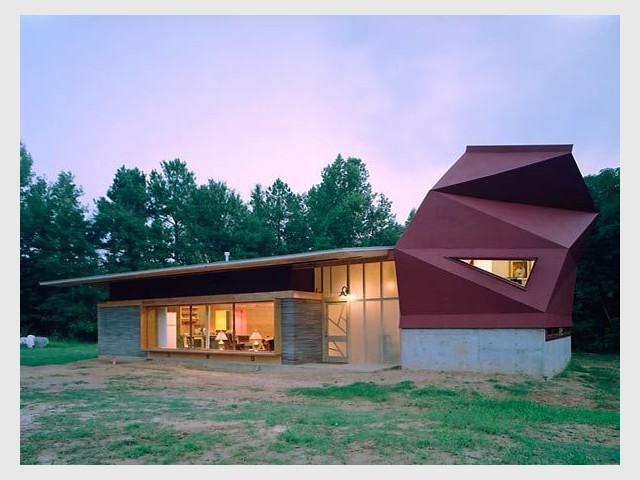 rural studio maison moquette de Lucy