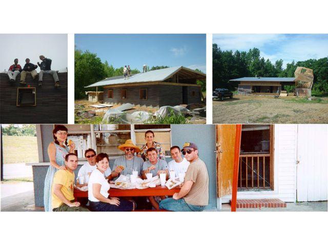 maison de Lucy 7 rural studio