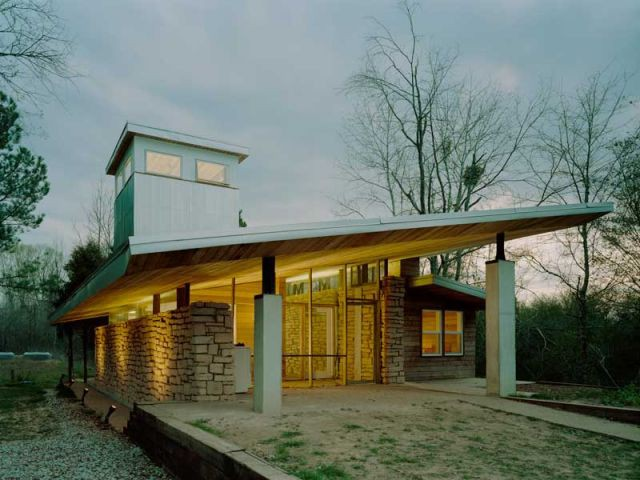 la maison de christine - rural studio
