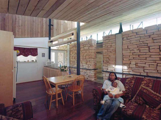 maison de christine - rural studio