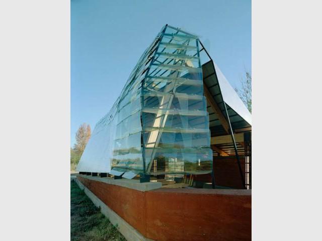 Glass Chapel - rural studio